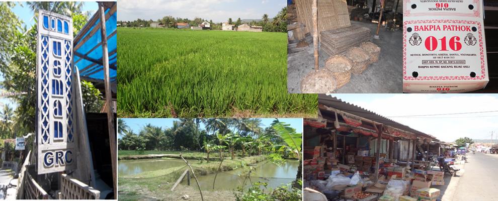 Sektor Ekonomi Desa